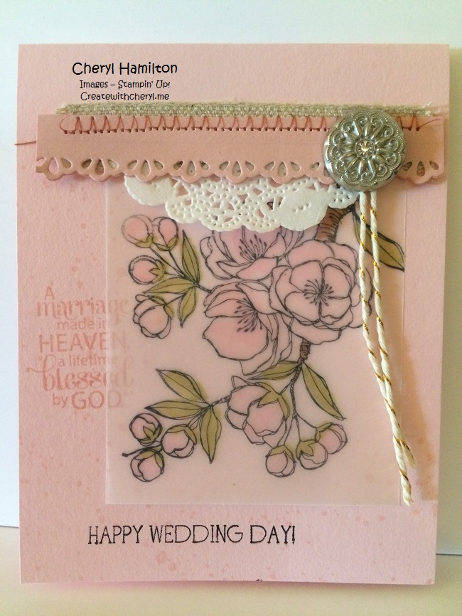 Indescribable Gift on Vellum