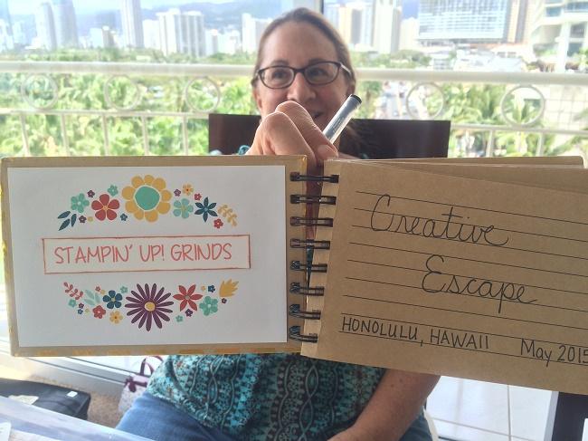 Creative Escape Weekend!