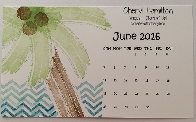 Work of Art for June
