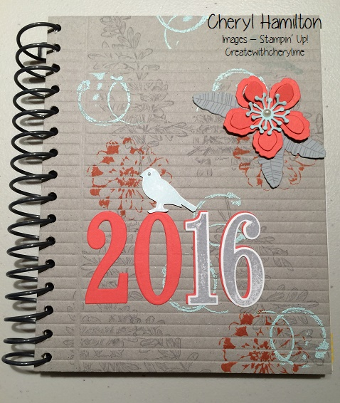 Brand New Journal for 2016!