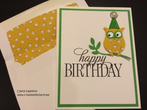 Createwithcheryl Birthday Owl