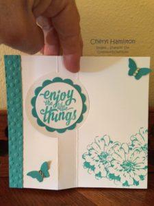 Pop Up Card Create With Cheryl 2