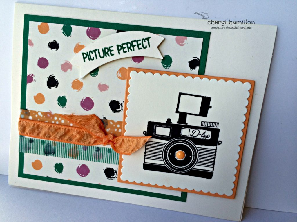 Picture Perfect Create With Cheryl