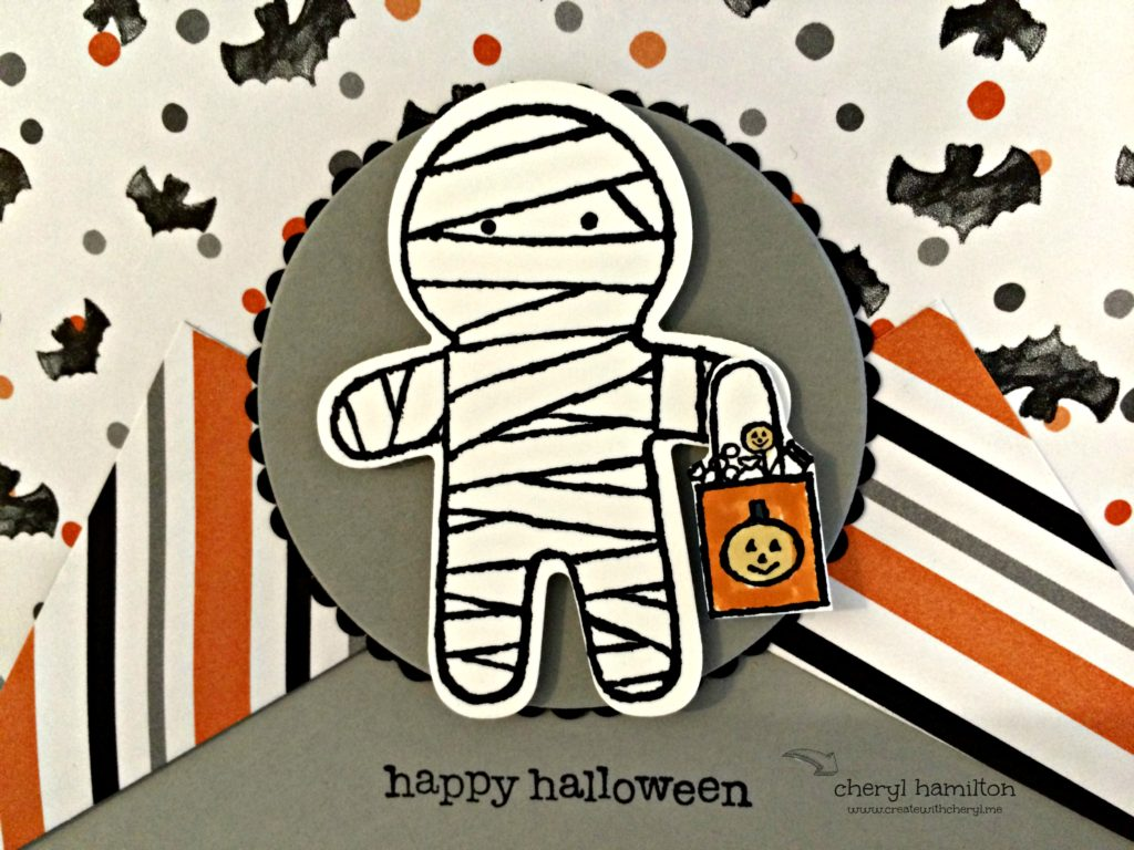 Cookie Cutter Mummy Create With Cheryl 2