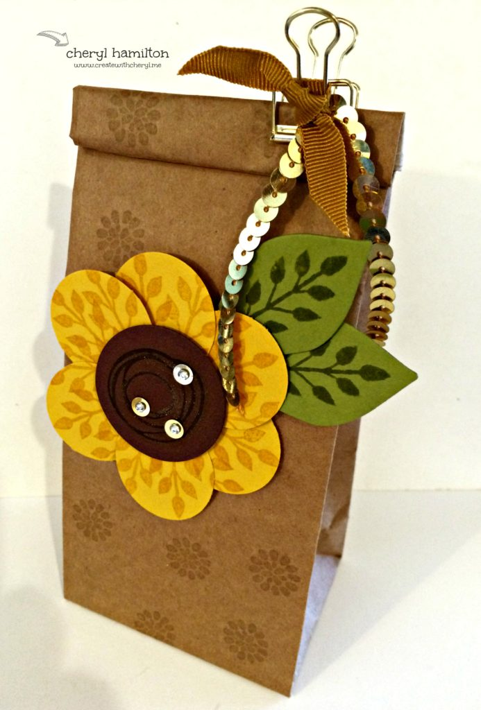 Petite Gift Bag Create With Cheryl