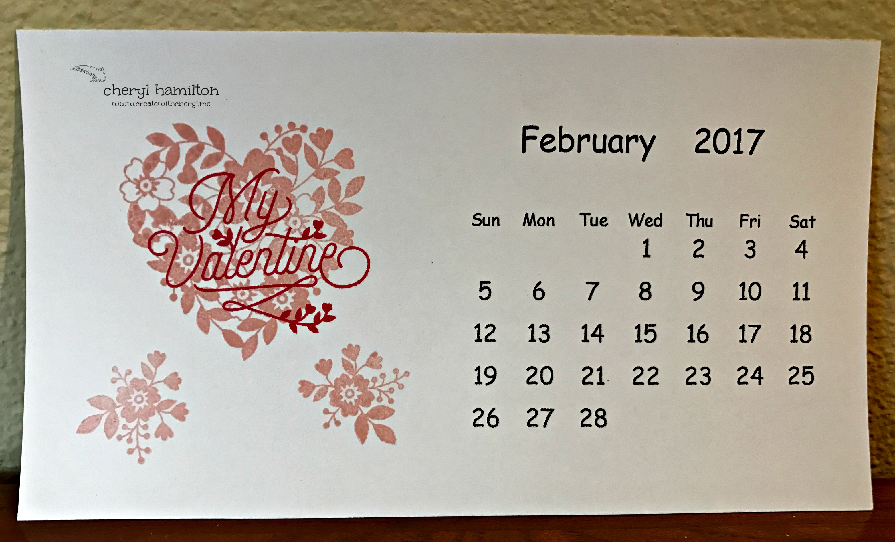 Bloomin' Love for February