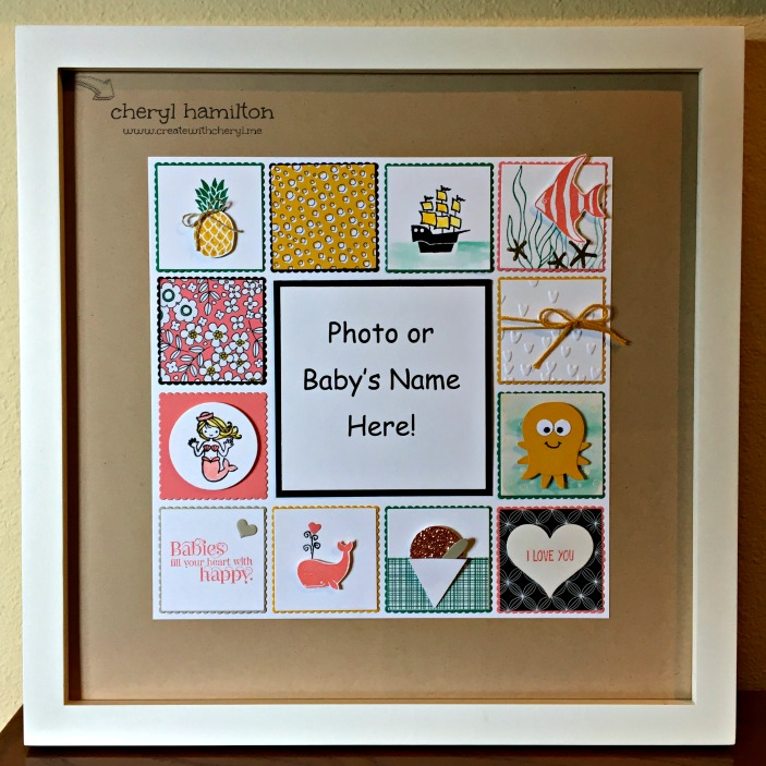 Baby Framed Art