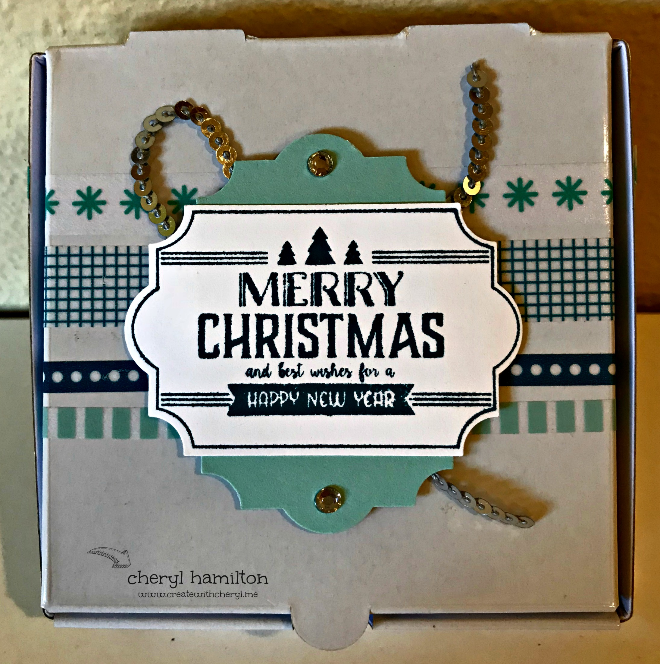 ICS Blog Hop Merry Little Labels
