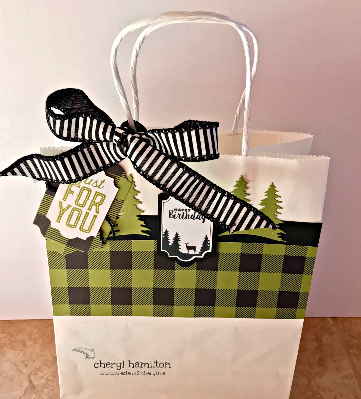 SSINK Bags 'N Tags Merry Little Christmas