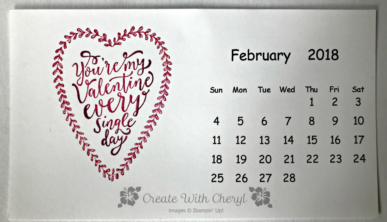 Sure Do Love You February