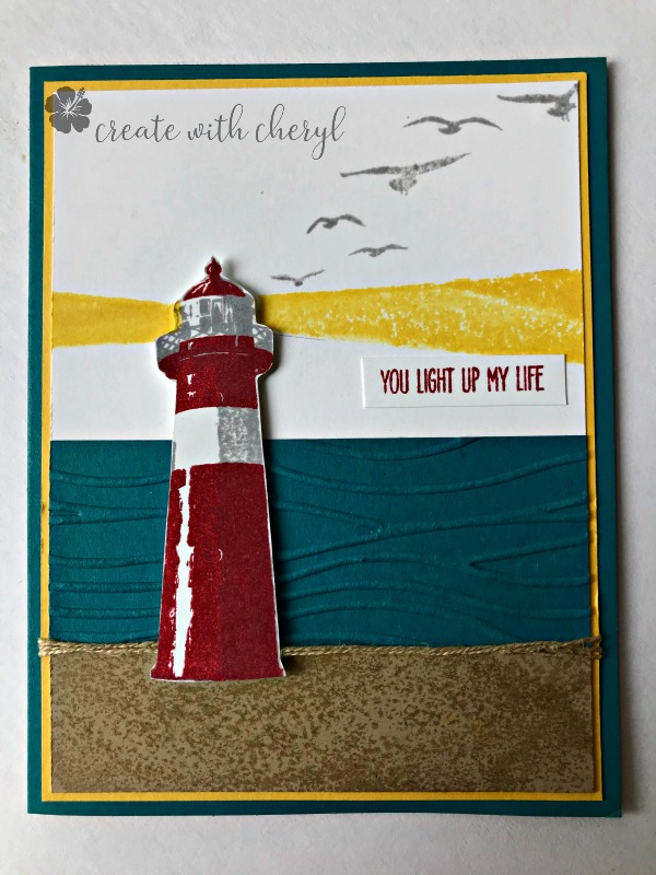 Stamp of the Month Club:  High Tide