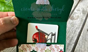 Christmas in July with Labels to Love & Tutorial