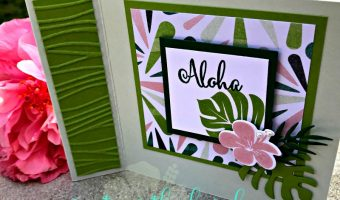 Alaska Achievers Blog Hop: Tropical Chic