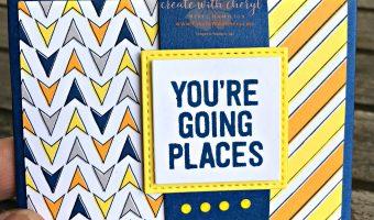 You're Going Places- En Route