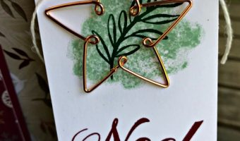 Joyous Noel Christmas Packaging Class Now Open for Reservations