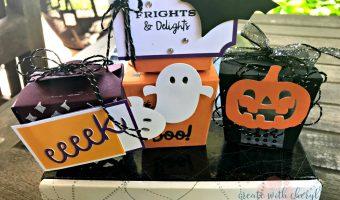 Paper Pumpkin Blog Hop Frights & Delights