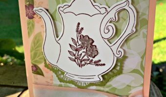 Time for Tea #createwithcheryl #stampinup #teatogether #saleabration