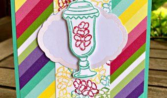 Sweet Celebration #createwithcheryl #diycards #howsweetitis #handmadecards #cts#318