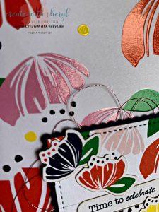 #createwithcheryl, #icsbloghop, #memoriesandmore, #handmadecards