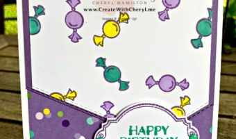 #rubberstamping #FMS386 #papercrafts #stamping #creative #Stampinup #handmadecards #imadethis #cherylhamilton #createwithcheryl #sweetestthing