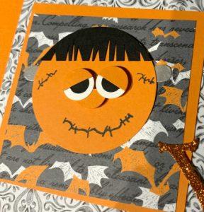 Halloween Sampler #createwithcheryl #diyhalloween #monsterbash #stampinup