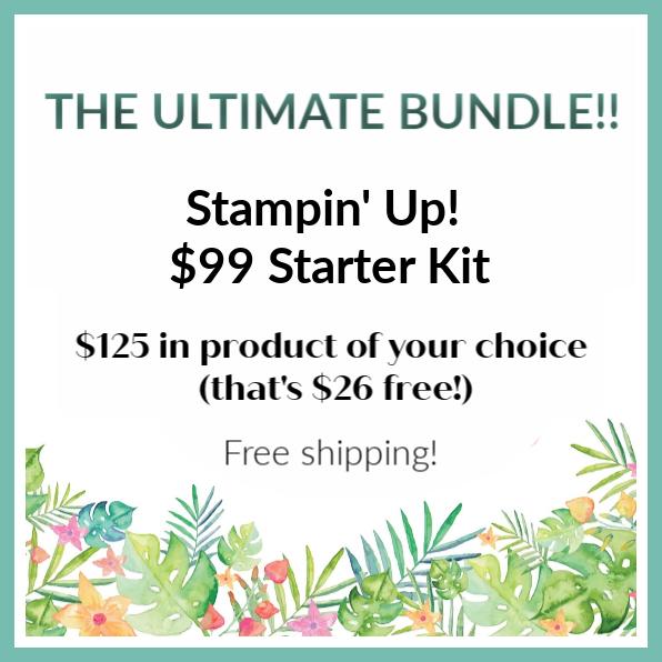 Stampin' Up! Ultimate Bundle!